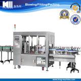 Máquina de etiquetado caliente de alta velocidad del pegamento del derretimiento para la botella de agua