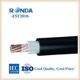 上海の工場銅のコンダクターの電線のXLPEによって絶縁される電気ケーブル