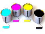 Dióxido Titanium para las pinturas de las capas, papel de Masterbatch del color de la tinta de impresión de los plásticos (LA100) de Anatase