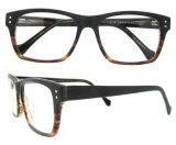 나무는 코 패드 없이 가관 프레임 중국 주문 Eyewear 새 모델 광학 프레임 안경알을 좋아한다