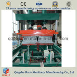 vulkanisierenmaschine der Gummifliese-50t/Gummifliese-Maschinerie/Gummifliese-Presse-Maschine