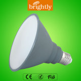 PAR38 Lamp 10W 1000lm Foco LED de alumínio