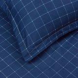 ブラシをかけられたMicrofiberの羽毛布団カバー寝具3部分の