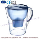 L'approvisionnement écologique en plastique du filtre à eau alcaline Pitcher