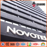 Foshan PVDF Revêtement 5mm Aluminium Composite Advertising Board
