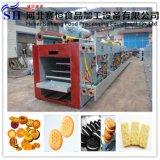 フルオート2500~7500kg/Dの機械を作る中国のビスケット
