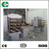 FLIESE-Ziegelstein-Formteil-Maschinen-Schrott-Reifen-Wiederverwertung des Vulkanisator-Xlb-500 Gummi
