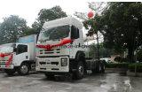350 HPエンジンを搭載するIsuzu 6X4のトラクターのトラック