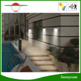 운동 측정기 태양 빛에 21 LED 태양 가벼운 옥외는 3개의 최빈값 정원 월가를 위한 램프를 방수 처리한다