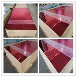 Colorear la hoja plástica de acrílico del plexiglás de la hoja del espejo para la decoración