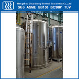 Kälteerzeugende Flüssigkeit-Gas-Sammelbehälter