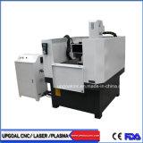 Eje 4 molde de metal pesado de grabado CNC máquina de grabado con el Mach3/control de refrigeración de la neblina de aceite