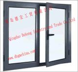 Окно типа Индии Stansard Италии алюминиевое/алюминиевое окно