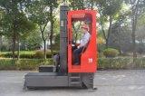 Elektrischer richtungsunabhängiger Gabelstapler mit 2500kg-4000kg Nutzlast