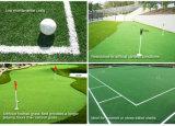 Hierba Artificial de la Venta Caliente 50mm para el Fútbol del Balompié con el Mejor Precio (SP)