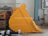 Emmer van de Rots van de Fabriek van China de Gravende voor het Graafwerktuig van Hyundai R210
