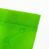 순수한 색깔 Foldable 비 길쌈된 포장 부대