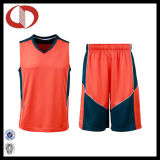 Uniformi di pallacanestro dell'uomo professionale asciutto rapido della gioventù calda di vendita