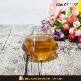 Slap-up Glazen van de Wijn van de Whisky van het Kristal met Aangepast Embleem
