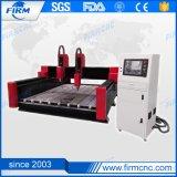 Máquina de grabado de la piedra de la exactitud de la alta calidad/piedra que talla la máquina