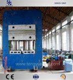La pressa di vulcanizzazione del piatto professionale per il solido gomma la produzione dalla Cina