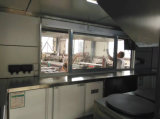 Vrachtwagens van de Caravan van de Glasvezel van het Roomijs van Tranda de Mobile Kebab Van Mobile Food