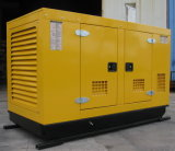 128kw/160kVA Cummins beiliegendes leises Dieselgenerator-Set