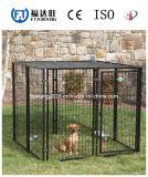 Großhandelshunderahmen/geschweißte Draht-Hundehütte/Haustier-Gehäuse/Hundehaus