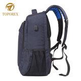Для защиты от краж школы рюкзак ноутбук бизнес-пакет с зарядкой через USB порт