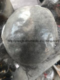 極度の薄い皮のToupeeの在庫(PPG-l-010)