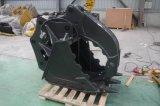 Ex120 히타치 굴착기를 위한 유압 엄지 물통