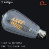 Energiesparende LED Heizfaden-Birne der Fabrik-Großverkauf-Str.-Form-
