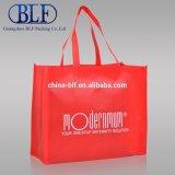 カスタム肩の綿の非編まれた昇進のショッピングトートバックのキャンバス袋(BLF-NW246)