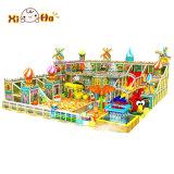 Crianças brincam Solo Playland barato doces suaves playground coberto