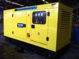 50kw Groupe électrogène Diesel silencieux avec refroidissement par eau