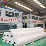 De PP branco de plástico geotêxtil com Alta Resistência