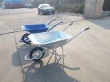 Construção Wheelbarrow barata de zinco para Serviço Pesado