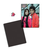 4 L'impression couleur cadeaux promotionnels Puzzle Fridge Magnet