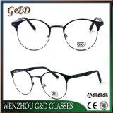 Gute Qualitätsprodukt-Metallgläser Eyewear Brille-optischer Rahmen