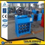 Maquinaria usada para el arrugador hidráulico del manguito de la máquina de la potencia del Finn de la venta con descuento grande