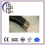 Tubo flessibile industriale della gomma di scarico e di aspirazione
