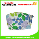 Pastoralism Cotton Toiletry Closet Storage Makeup Case for Young Ladies