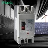 Fase MCCB del sistema solare 750VDC 600VDC 100A 400A 225A 3