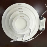 SMD2835 AC85~265V Round Downlight LED Light con Segregate