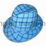 Шлем Fedora джентльмена хлопка людей, бейсбольная кепка спортов