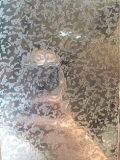 Chapa de acero inoxidable en relieve (304)
