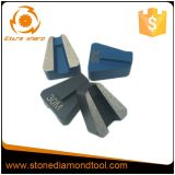 Scanmaskin konkretes Segment-Metallreibender Bonddiamant