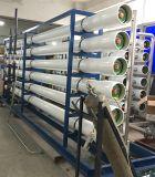 Máquina de tratamento de água salgada cheia de água pura mini fábrica pequena planta RO Z612
