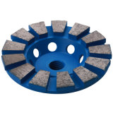 Polishing Stone를 위한 Fan-Shaped Grinding Wheel