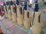 Edelstahl-Hochdrucksicherheitsventil-Sicherheitsventil für Dampfkessel